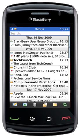 service client blackberry
